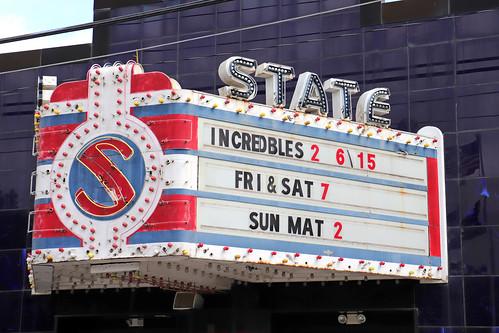 newyorkstate deposit depositnewyork upstate upstatenewyork movietheater statetheater vitrolite marquee