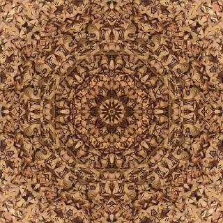 Scrabble Kaleidoscope