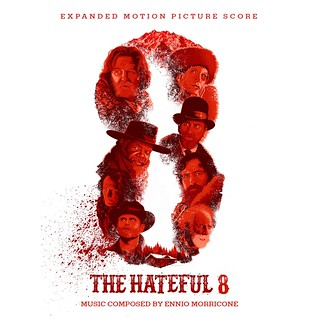 The Hateful Eight by Ennio Morricone | by hahah123 covers