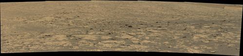 Gale Crater Scenic Panorama 2 | by sjrankin