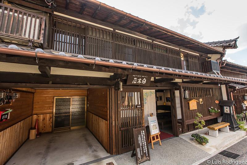 Casa Shirokiya o residencia de Yokoi