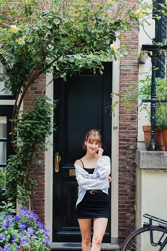 Self portrait from Amsterdam | by A tiny bit beautiful