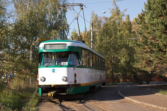 Tatra T2R No. #18