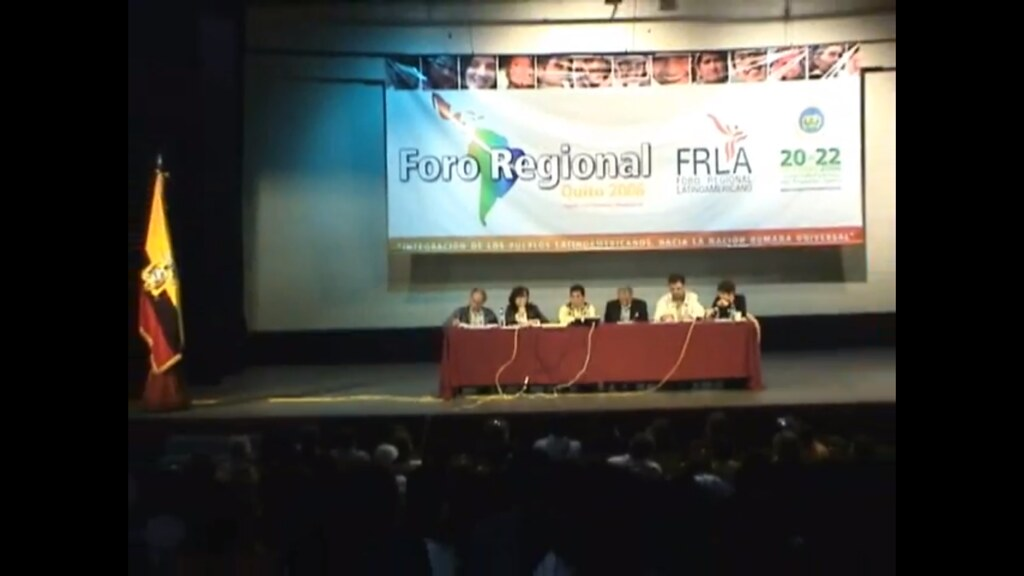 Foro Humanista Latinoamericano 2006