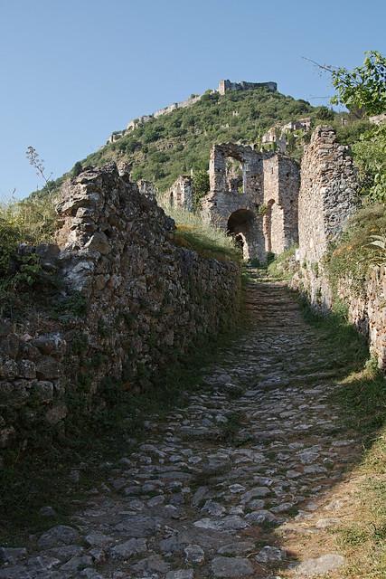 Αρχαιολογικός Χώρος Μυστρά #10