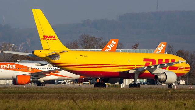 Airbus A300B4-622R(F) D-AEAQ EAT Leipzig