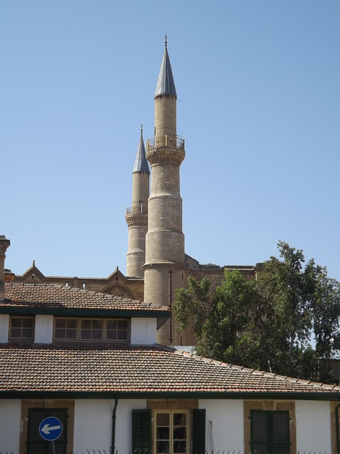 Selimiye Mosque, North Nicosia, Northern Cyprus