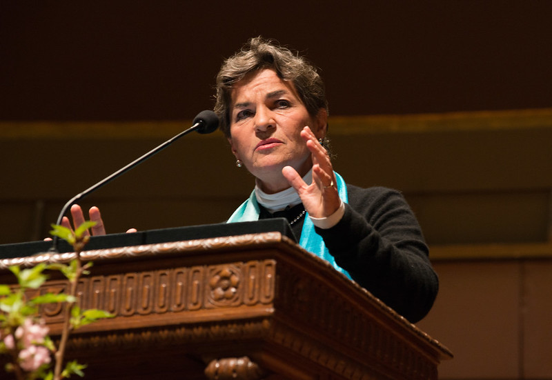 17th Annual Wege Lecture featuring Christiana Figueres