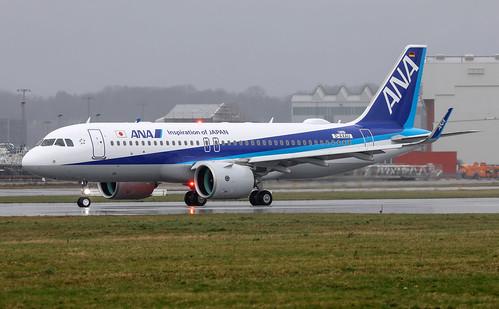 A321-272N, All Nippon Airways, D-AXAU, JA218A (MSN 8741) | by Mathias Düber