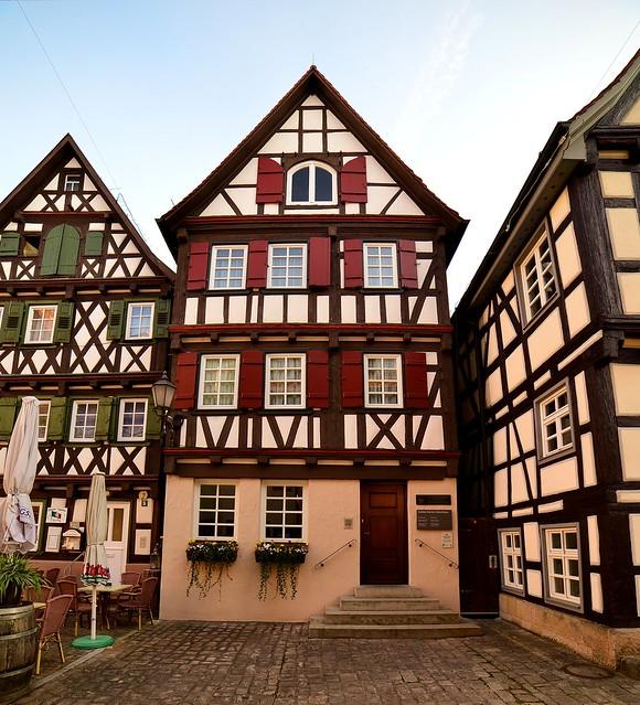 Schorndorf - Gottlieb Daimler's Birthplace