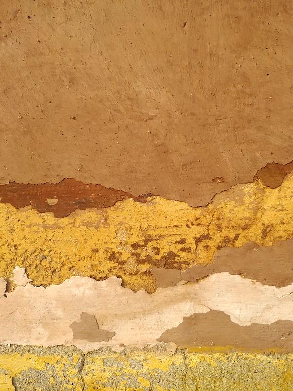 Orange Wall Texture #5
