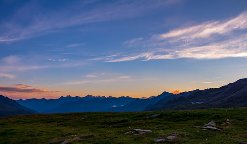 österrerich ötztal tirol berge natur himmel sonnenaufgang hohemut