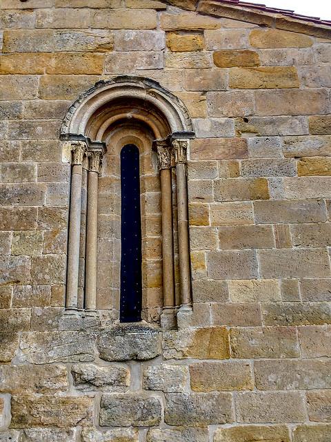 Ermita de Santa Cecilia de Aguilar de Campoo, Palencia