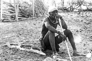 Himba tribe leader | by Luca Nebuloni