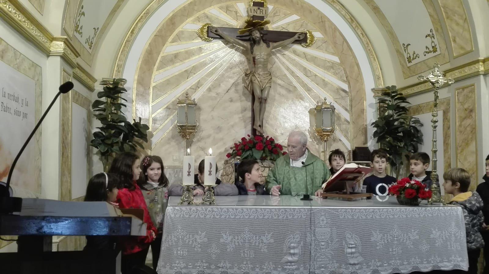 (2018-11-23) - Visita ermita  Esther-Maria Mercedes,2º,Catequesis - Vicente Rico (01)