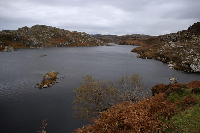 Loch na h-Airghe Bige