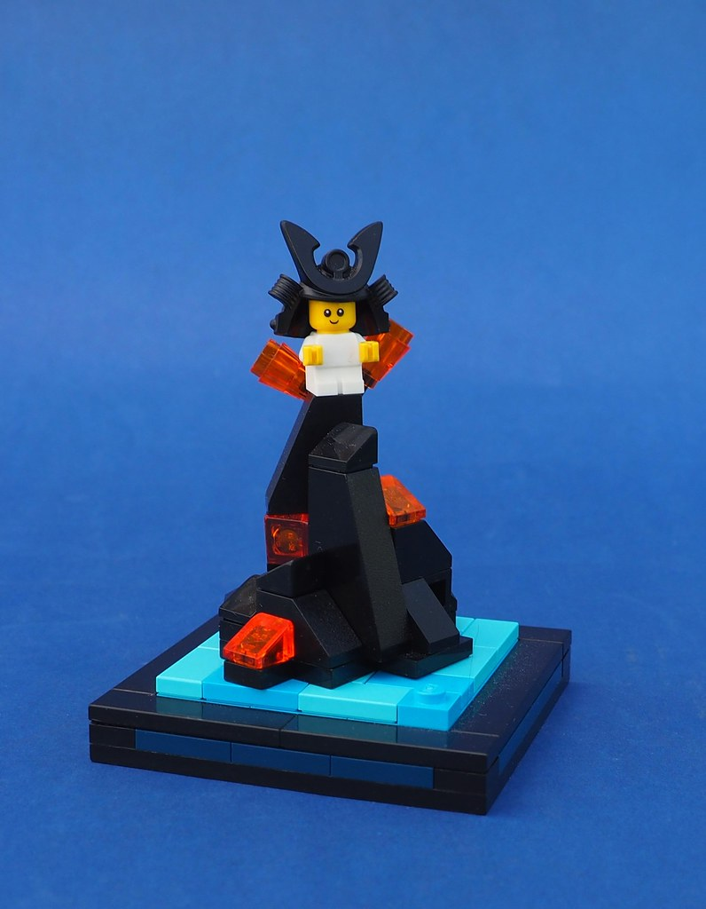 Tiny Trailblazers (Ninjago): Garmadon