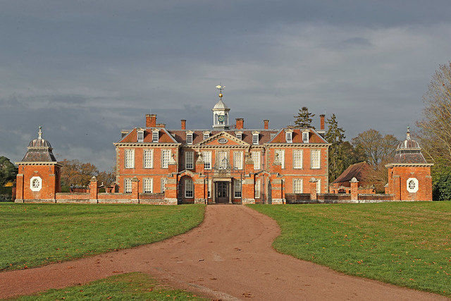Hanbury Hall, Worcestershire