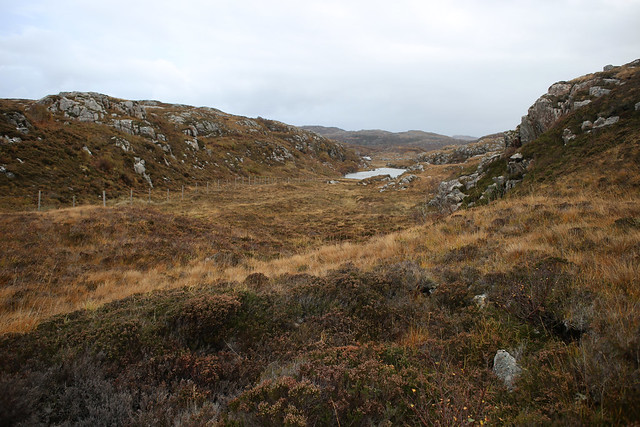 Footpath between Lochinver and Ardroe