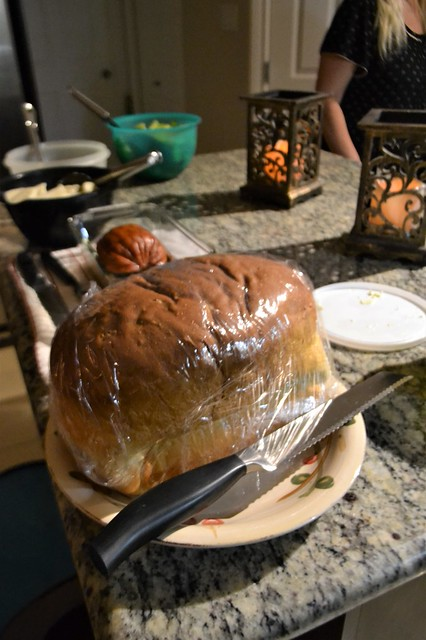 Homemade Bread (Vegan)
