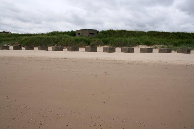 The coast near Bridlington