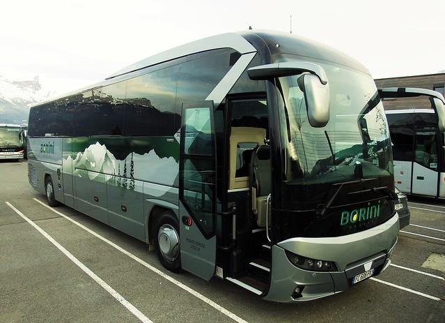 Neoplan Tourliner Autocars Borini FC-606-FK Combloux (74 Haute-Savoie) 15-12-18a