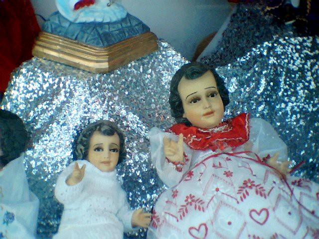 Toy digital silliness - angel  babies