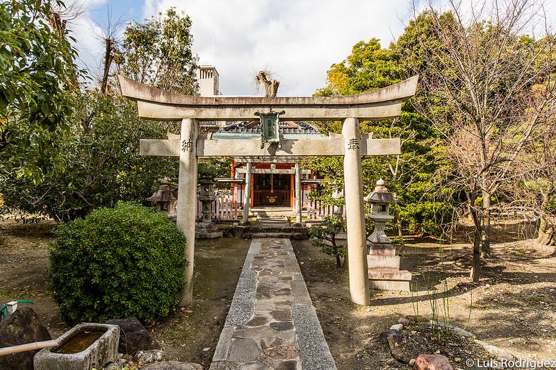 Santuario sintoísta Kuse Inari