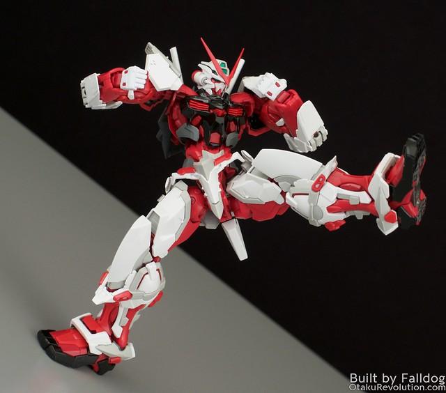 HiRM Astray Red Frame Gundam 25