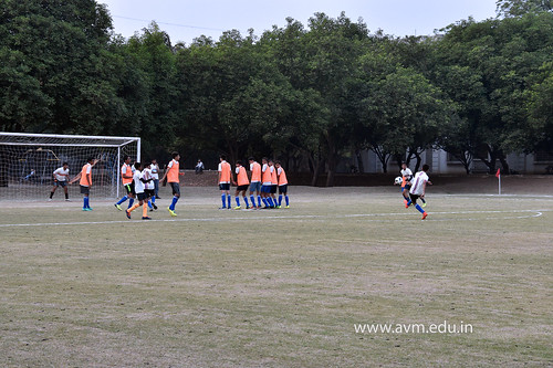Inter House Football Competition 2018-19 1 (22) | by Atmiya Vidya Mandir
