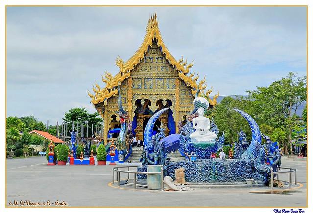 วัดร่องเสือเต้น  -  Wat Rong Suea Ten  03 / 21
