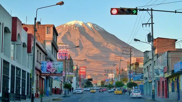 Misti Arequipa Peru