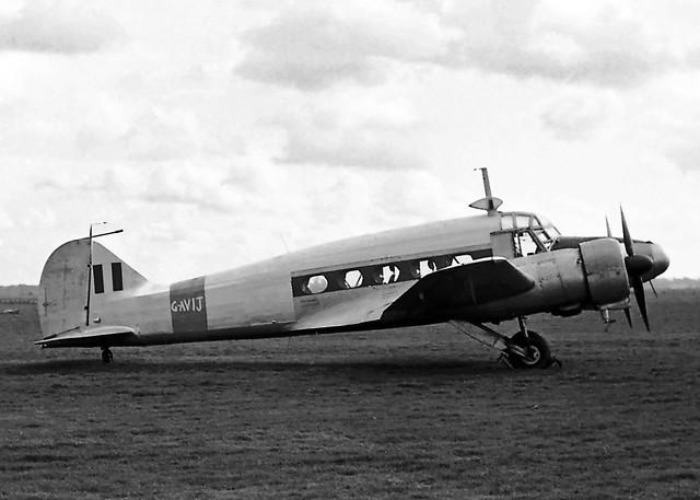 G-AVIJ Avro 652 Anson C19 Srs 2
