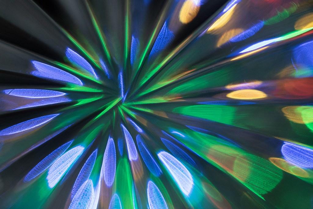 Iridescent Abstract F1 4 Reverse Lens Macro Pentax M F1 4 Wendy G Davies Flickr