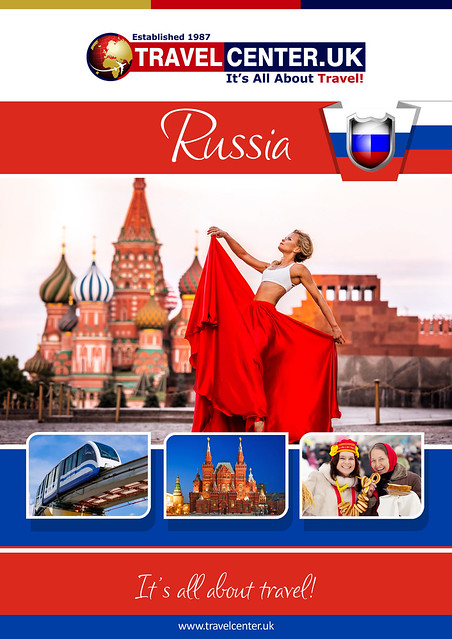 A Glimpse Into Russia... It's All About Travel!