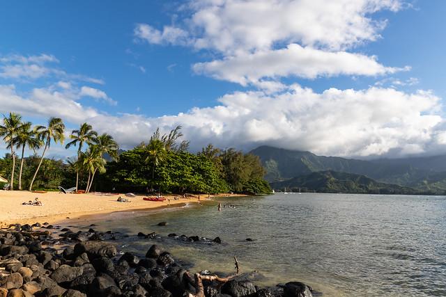 Puu Poa Strand Kauai, Hawaii