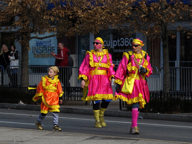 Two And A Half Mummers