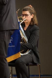 Marie Jennesjö - Uffes Blås Brass Band