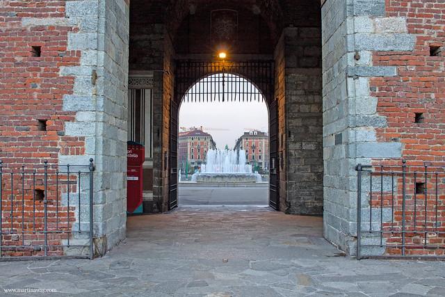 Castello Sfornisco