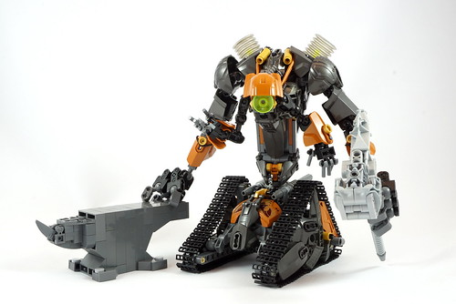 Forgemaster Senos