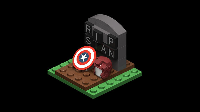 For Stan Lee...