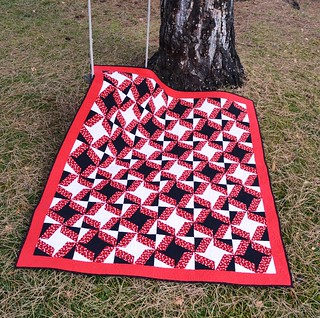 BasiX Quilt | by Melissa @ Happy Quilting