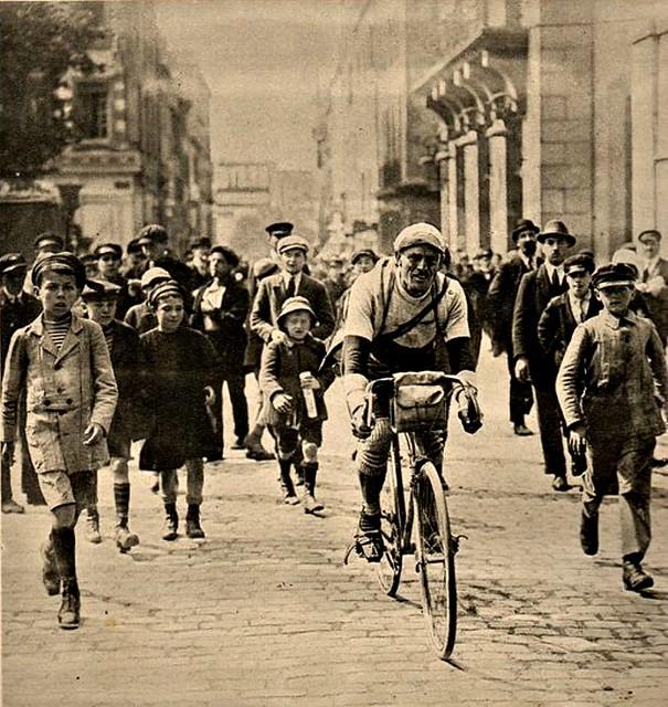 1921 PARIS-BREST-PARIS Louis Mottiat