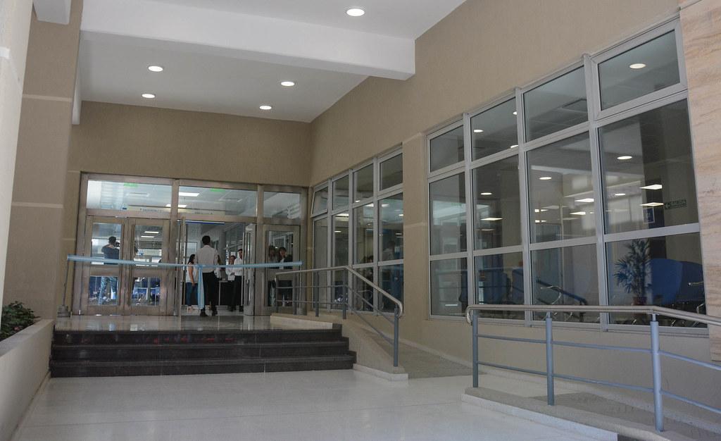 2018-12-21 PRENSA: Inauguración Nuevo Edificio de la Subsecretaria de Trabajo - Dirección de Registro Civil y Capacidad de las Personas  - Inspección General de Personas Jurídicas