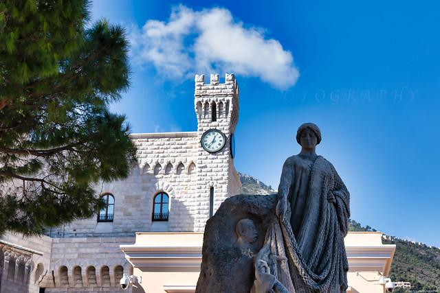 Palais de Monaco, Côte d'Azur  -3D0A4997