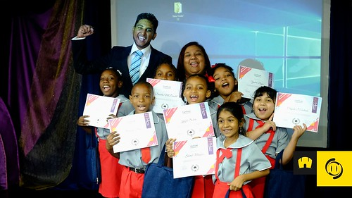 Pic from Launch it or Lose it Pitch Event | by Youth Business Trinidad and Tobago (YBTT)