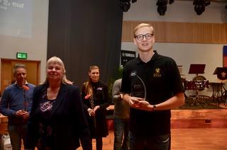 Johannes Forsberg - instrumentalistpris division 1