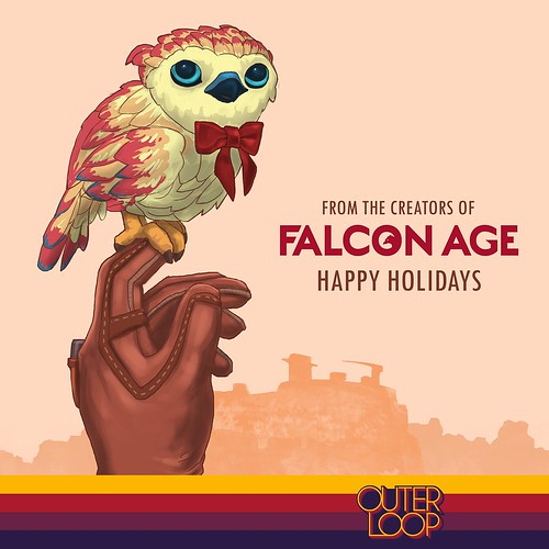 Outer Loop Games - Falcon Age | by PlayStation.Blog
