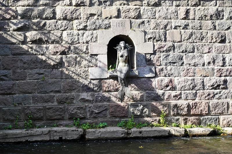 Vilnius: Uzupis Mermaid