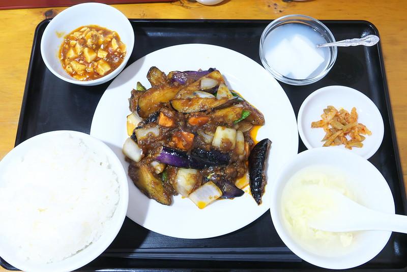 西日暮里 中華料理 故郷亭